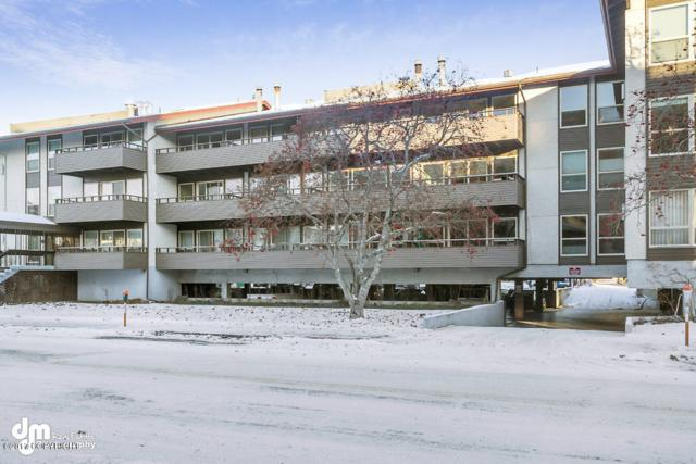221 E 7th Avenue #115, Anchorage, AK 99501 (MLS #17-18680) :: Channer Realty Group