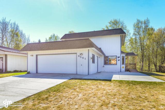 9541 Emerald Street, Anchorage, AK 99502 (MLS #17-19105) :: Real Estate eXchange