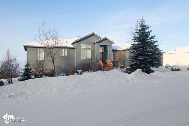 16700 Briarcliff Ridge Circle, Anchorage, AK 99516 (MLS #17-19401) :: Channer Realty Group