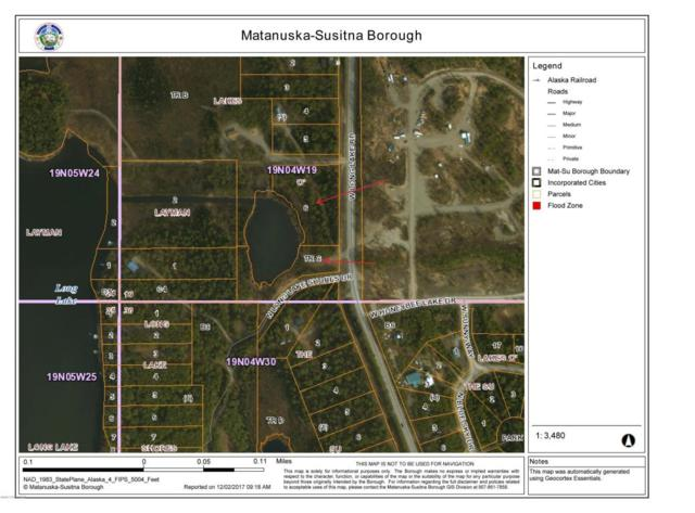 26509 W Long Lake Road, Willow, AK 99688 (MLS #17-19523) :: RMG Real Estate Experts