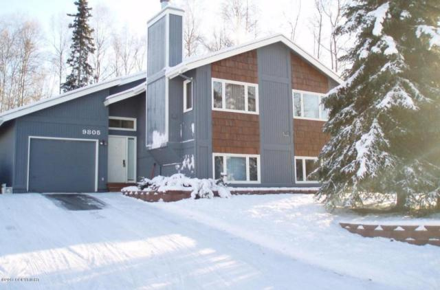 9805 Dinaaka Drive, Eagle River, AK 99577 (MLS #17-19754) :: RMG Real Estate Experts