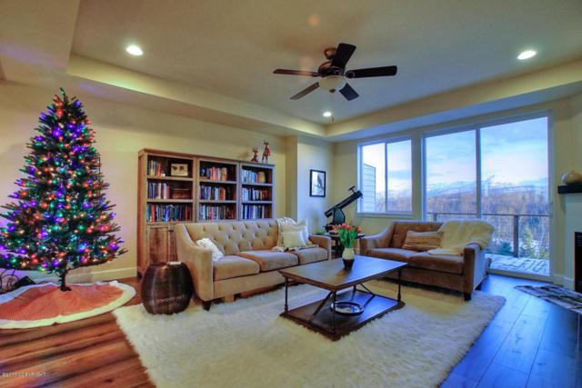 11451 Moonrise Ridge Place #6, Anchorage, AK 99516 (MLS #17-19763) :: RMG Real Estate Experts