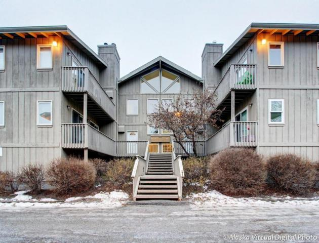 3919 Turnagain Boulevard #12, Anchorage, AK 99517 (MLS #17-19893) :: Team Dimmick