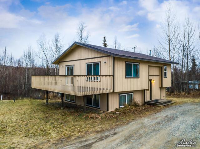 1341 N Pioneer Peak Drive, Wasilla, AK 99654 (MLS #17-19924) :: Northern Edge Real Estate, LLC