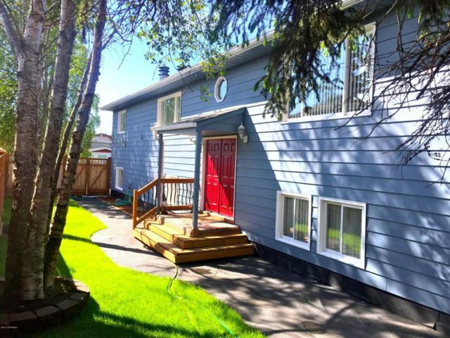 825 N Park Street, Anchorage, AK 99508 (MLS #17-19931) :: Channer Realty Group