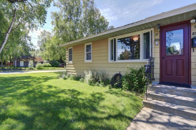 1036 P Street #10, Anchorage, AK 99501 (MLS #17-9213) :: Channer Realty Group
