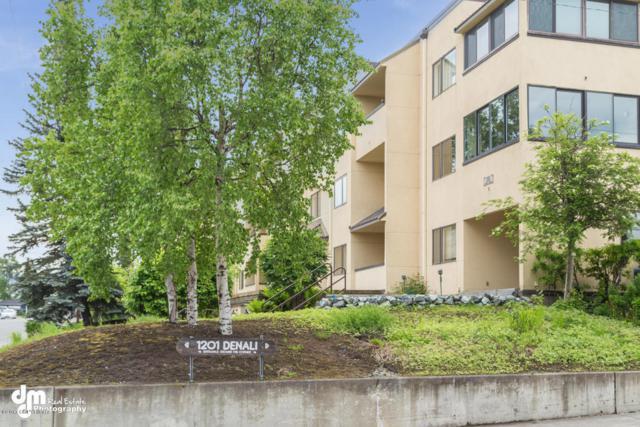 1201 Denali Street #307, Anchorage, AK 99501 (MLS #17-9226) :: Northern Edge Real Estate, LLC