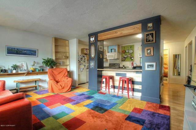 518 E 22nd Avenue #2, Anchorage, AK 99503 (MLS #17-9326) :: Northern Edge Real Estate, LLC