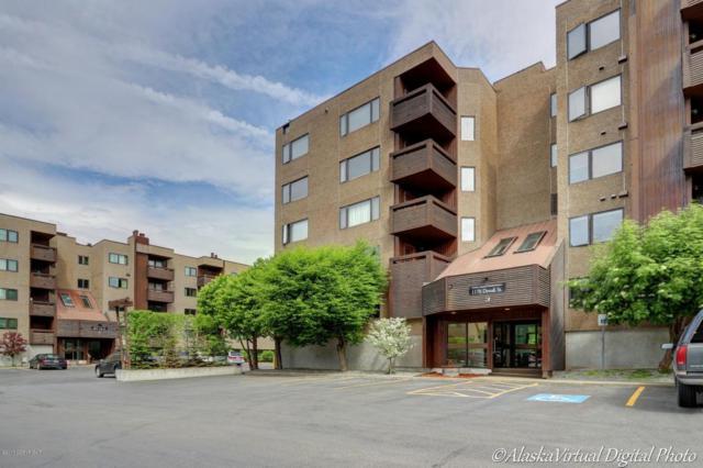 1170 Denali Street D-139, Anchorage, AK 99501 (MLS #17-9408) :: Northern Edge Real Estate, LLC