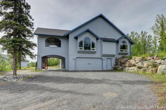 2380 S Lincoln Drive, Wasilla, AK 99654 (MLS #17-9513) :: RMG Real Estate Experts