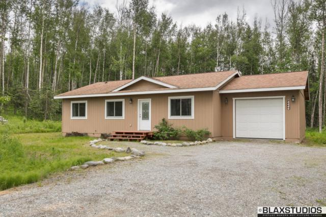 4440 N Rangeview Drive, Wasilla, AK 99654 (MLS #17-9812) :: Channer Realty Group