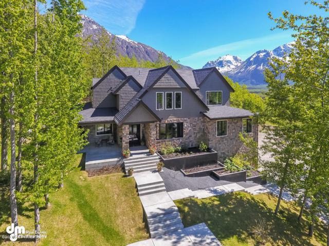 3323 Bear Ridge Circle, Eagle River, AK 99577 (MLS #17-9870) :: RMG Real Estate Experts