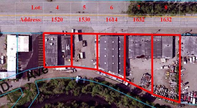 1520-1632 N Post Road, Anchorage, AK 99501 (MLS #18-10423) :: RMG Real Estate Network | Keller Williams Realty Alaska Group