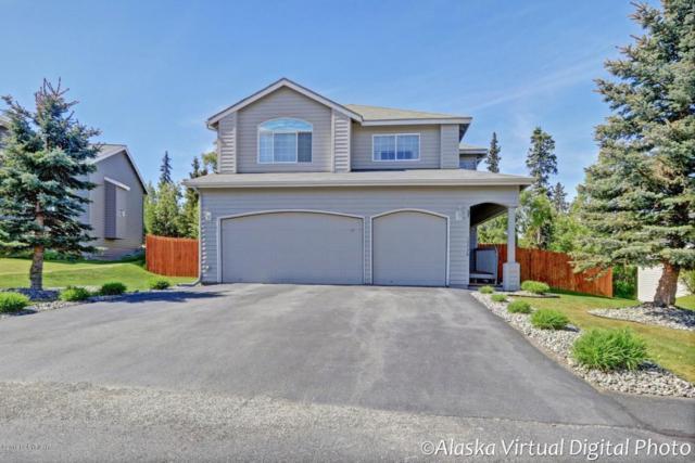 15736 Noble Point Drive, Anchorage, AK 99516 (MLS #18-10432) :: RMG Real Estate Network   Keller Williams Realty Alaska Group