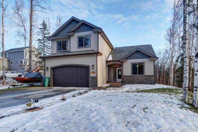 2545 N Leah Circle, Wasilla, AK 99654 (MLS #18-1060) :: Core Real Estate Group