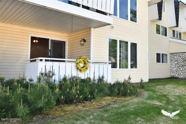 665 10th Avenue #109, Fairbanks, AK 99701 (MLS #18-11370) :: Channer Realty Group