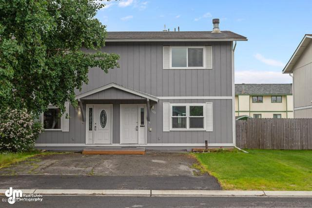 8620 Moss Court #9, Anchorage, AK 99504 (MLS #18-11953) :: RMG Real Estate Network | Keller Williams Realty Alaska Group