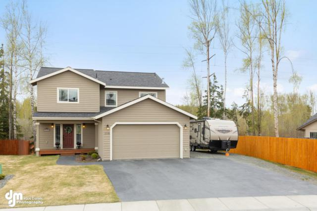 13148 Curry Ridge Circle, Eagle River, AK 99577 (MLS #18-12050) :: Team Dimmick
