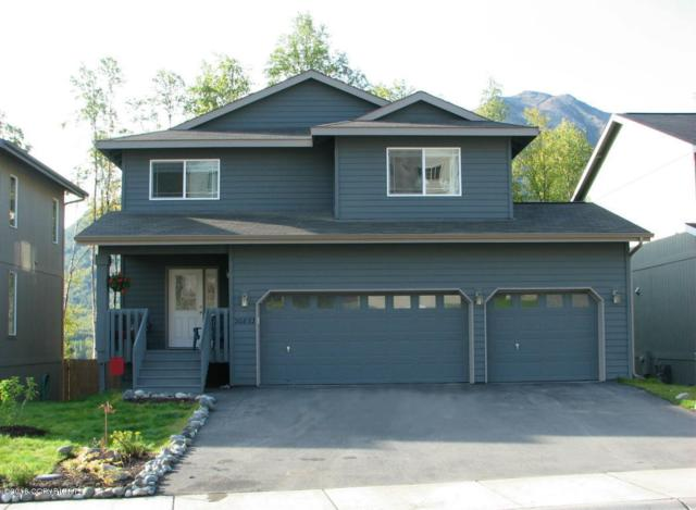 20832 Icefall Drive, Eagle River, AK 99577 (MLS #18-12158) :: Team Dimmick