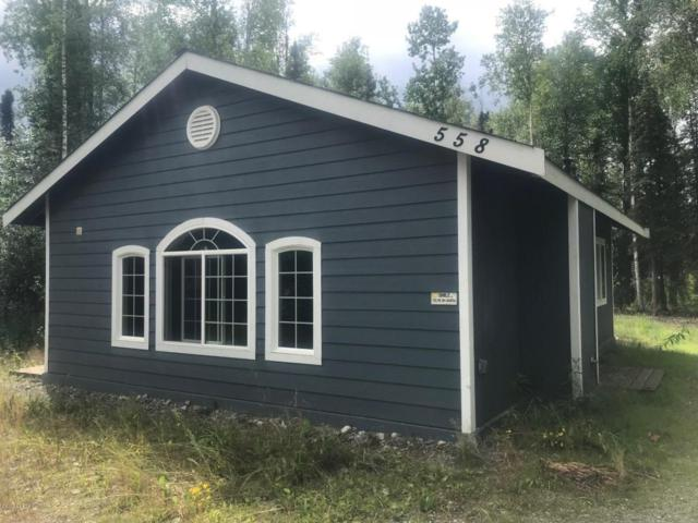 558 S Forest Park Drive, Wasilla, AK 99654 (MLS #18-12371) :: Core Real Estate Group