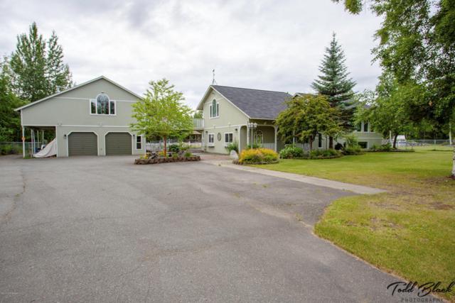 200 & 180 E Snowbird Lane, Wasilla, AK 99654 (MLS #18-12564) :: RMG Real Estate Network | Keller Williams Realty Alaska Group