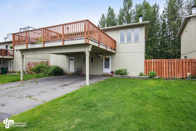 8613 Turf Court #5, Anchorage, AK 99504 (MLS #18-12620) :: RMG Real Estate Network | Keller Williams Realty Alaska Group