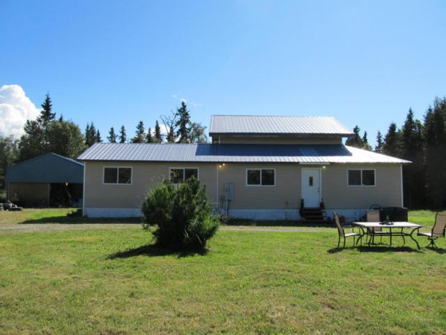 52527 Kidder Road, Kasilof, AK 99610 (MLS #18-13760) :: Channer Realty Group