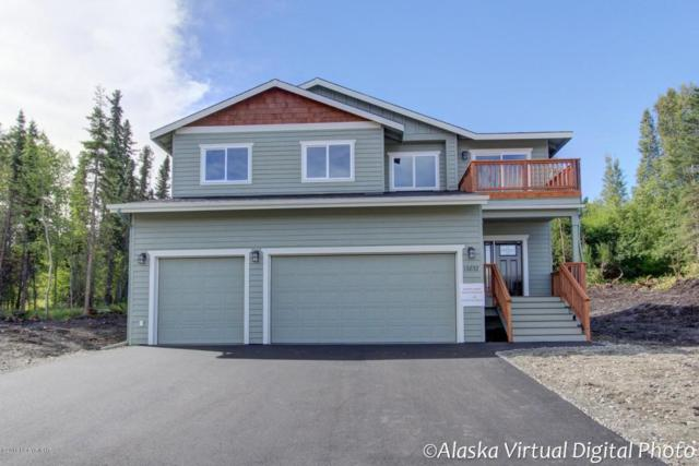 13832 Akers Circle, Eagle River, AK 99577 (MLS #18-14027) :: Channer Realty Group