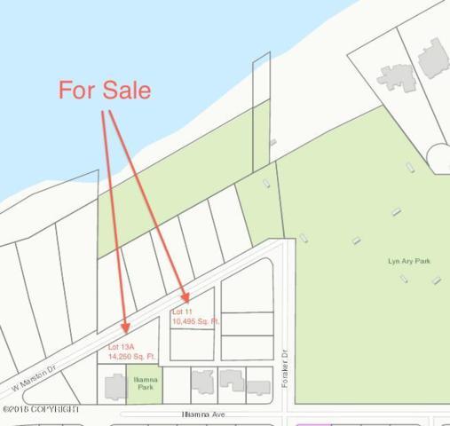 NHN W Marston Drive, Anchorage, AK 99517 (MLS #18-14095) :: RMG Real Estate Network | Keller Williams Realty Alaska Group