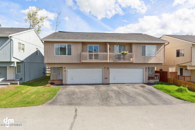 13953 Fire Creek Trail Drive #24, Eagle River, AK 99577 (MLS #18-14137) :: Core Real Estate Group