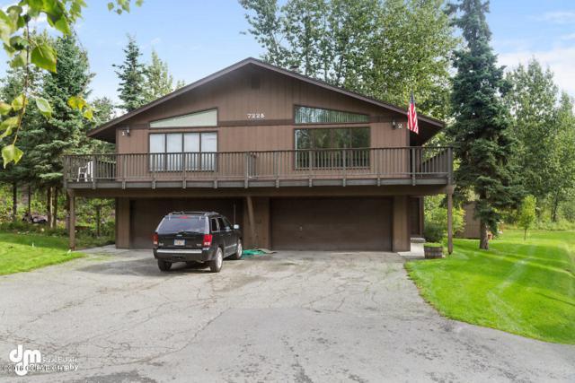 7225 Foxridge Circle #G2, Anchorage, AK 99518 (MLS #18-14373) :: Synergy Home Team