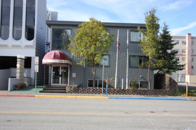 826 K Street, Anchorage, AK 99501 (MLS #18-15778) :: Team Dimmick