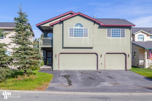 2203 Stockdale Circle, Anchorage, AK 99515 (MLS #18-15907) :: Team Dimmick