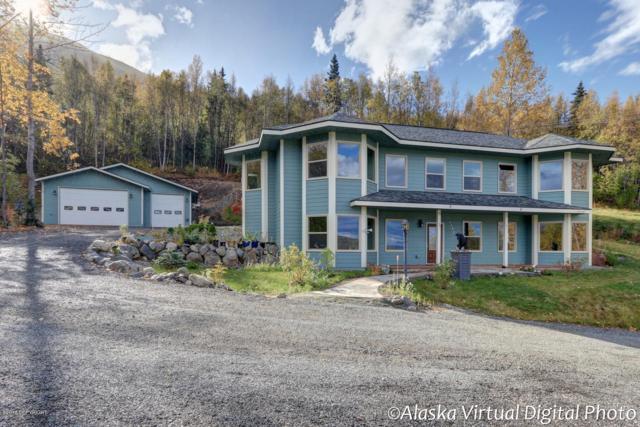 8182 Stewart Mountain Drive, Eagle River, AK 99577 (MLS #18-16408) :: Team Dimmick
