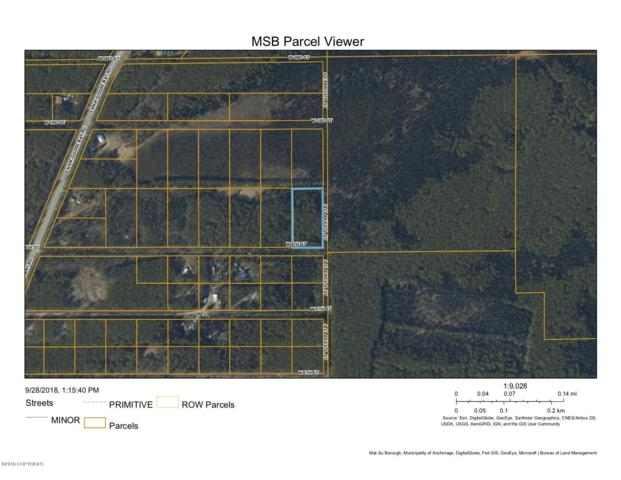 14648 S Clarice Street, Wasilla, AK 99654 (MLS #18-16571) :: Core Real Estate Group