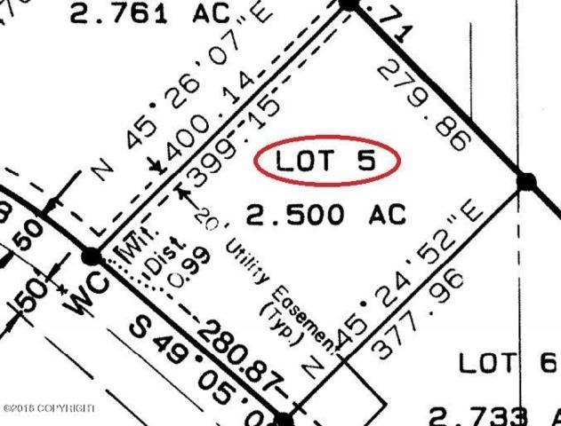 L5B6 Whale Pass Subdivision, Craig, AK 99950 (MLS #18-16759) :: Core Real Estate Group