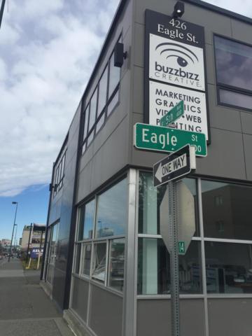 426 Eagle Street, Anchorage, AK 99501 (MLS #18-16841) :: RMG Real Estate Network | Keller Williams Realty Alaska Group