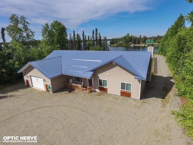 24600 W Hattie Lane, Willow, AK 99688 (MLS #18-17243) :: RMG Real Estate Network | Keller Williams Realty Alaska Group