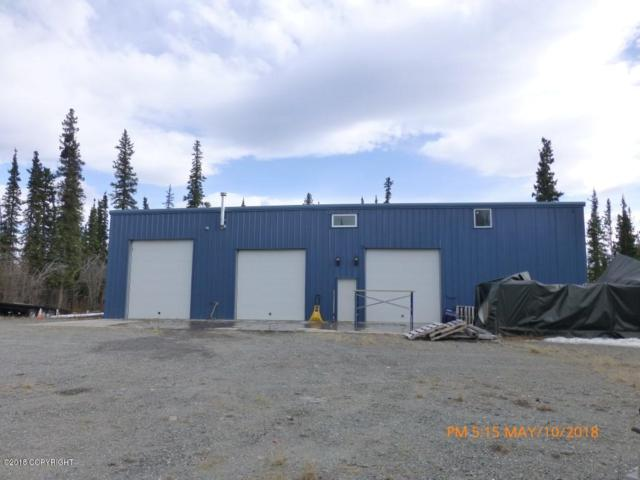 131 Richardson Highway, Gakona, AK 99586 (MLS #18-17254) :: Channer Realty Group