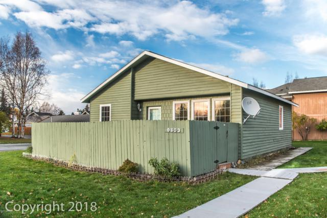 9803 Newhaven Loop, Anchorage, AK 99507 (MLS #18-17306) :: Channer Realty Group