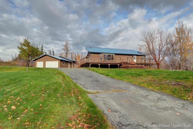 955 N Golden Hills Drive, Palmer, AK 99645 (MLS #18-17336) :: Core Real Estate Group
