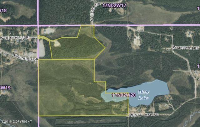 2695 S Ridgecrest Road, Wasilla, AK 99623 (MLS #18-17404) :: RMG Real Estate Network | Keller Williams Realty Alaska Group
