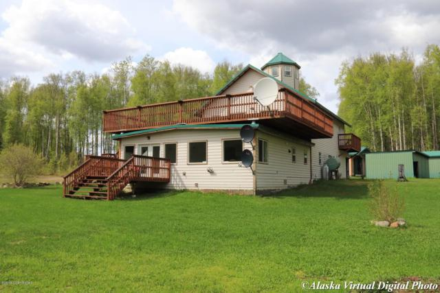 3667 N One Horse Lane, Wasilla, AK 99654 (MLS #18-17521) :: Core Real Estate Group