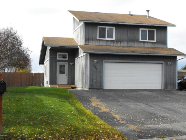 8010 Mentra Street, Anchorage, AK 99518 (MLS #18-17604) :: Core Real Estate Group