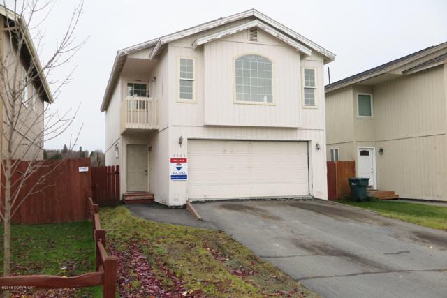 4361 W West Lake Circle, Anchorage, AK 99502 (MLS #18-17681) :: RMG Real Estate Network | Keller Williams Realty Alaska Group