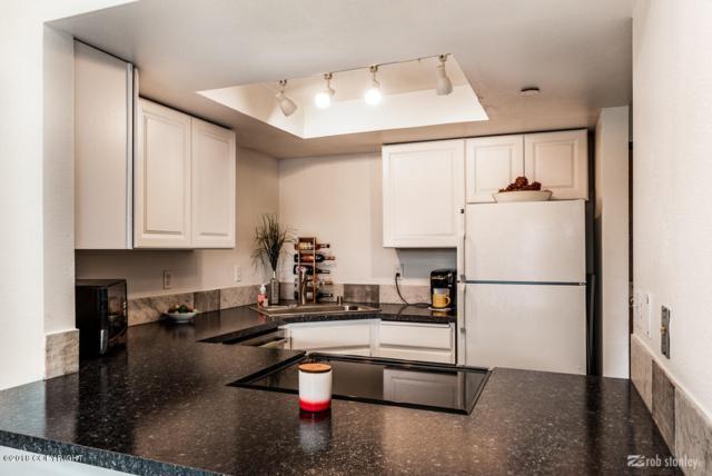 1201 Denali Street #304, Anchorage, AK 99501 (MLS #18-17894) :: RMG Real Estate Network | Keller Williams Realty Alaska Group