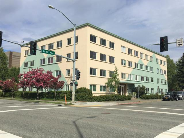 843 W 11th Avenue #301, Anchorage, AK 99501 (MLS #18-1819) :: Channer Realty Group