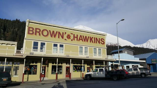 205-209 Fourth Avenue, Seward, AK 99664 (MLS #18-18265) :: RMG Real Estate Network | Keller Williams Realty Alaska Group