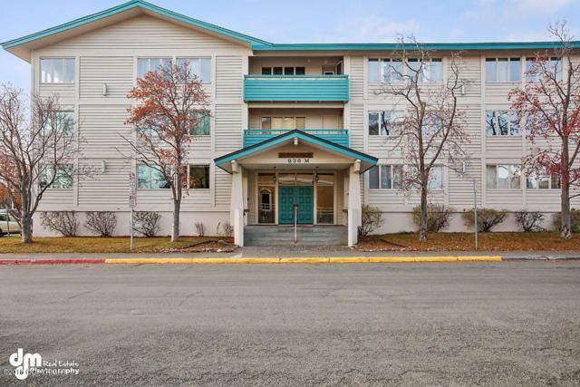 836 M Street #109, Anchorage, AK 99501 (MLS #18-18286) :: RMG Real Estate Network | Keller Williams Realty Alaska Group