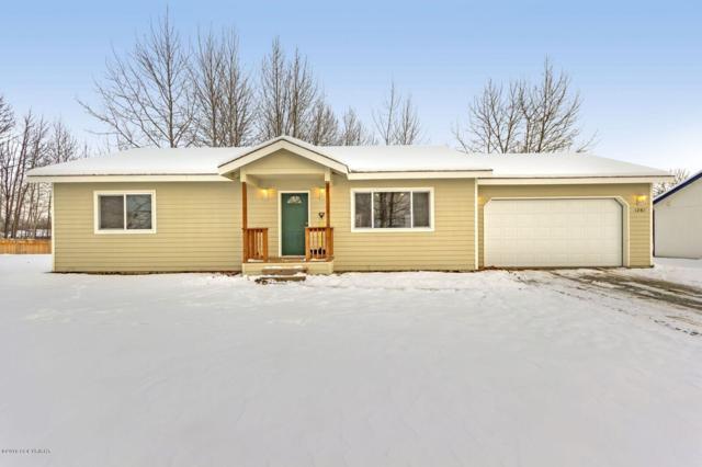 1261 S Thalo Drive, Palmer, AK 99645 (MLS #18-18462) :: RMG Real Estate Network | Keller Williams Realty Alaska Group